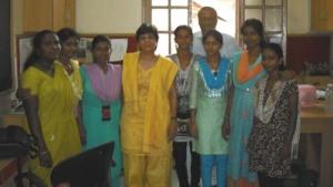 Apne Aap Women's Collective Team